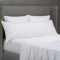 Pinzon Body Pillow with Pillowcase
