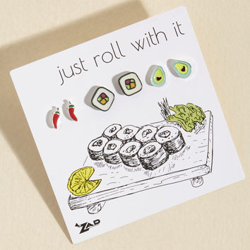 Do Sushi What I See? Earring Set