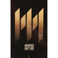 Memphis May Fire - Concert Promo Poster