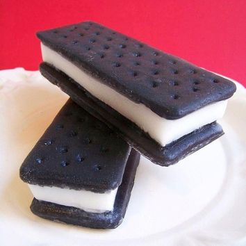 Ice Cream Sandwich Soap