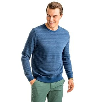 Commons Ford Pullover in Yacht Blue by Southern Tide