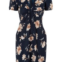 Embroidered Tea Dress - New In Dresses - New In