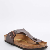 Birkenstock Ramses Birko-Flor Sandals in Dark Brown - Urban Outfitters