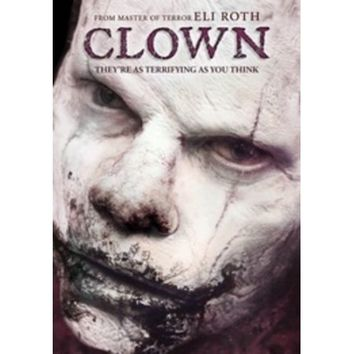 Clown (DVD) - Walmart.com