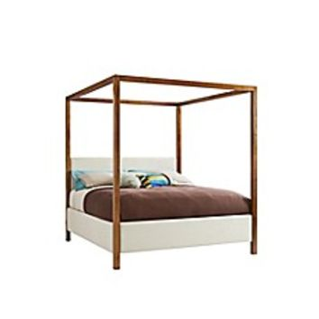 Stanley Furniture Panavista Archetype Canopy Bed