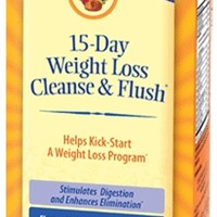 Nature's Secret 15-Day Weight Loss Cleanse & Flush 60 Tablets