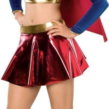 supergirl sexy teen standard costume