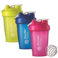 BlenderBottle® Classic™ 20 oz. Full Color Bottle w/Loop