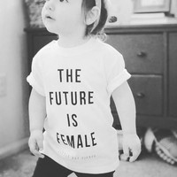 The New Class - The Future Is Female