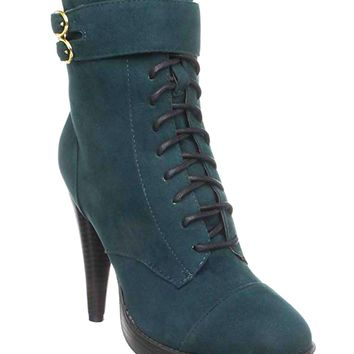 OZZY BOOTIE - TEAL