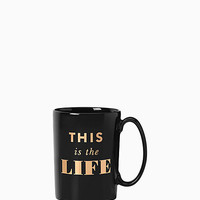 simply sparkling this is the life mug