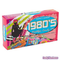 Classic Candy Gift Box: 1980's
