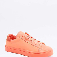 adidas Originals Adicolour Court Vantage Coral Trainers - Urban Outfitters
