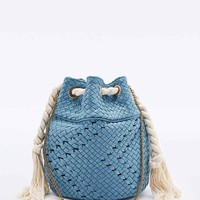 Claramonte Bosphore Duffle Bag in Blue - Urban Outfitters