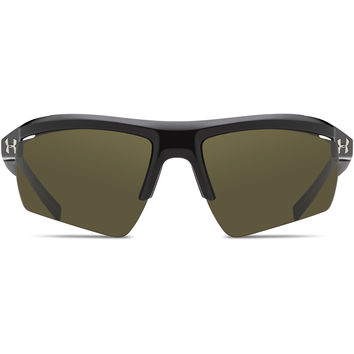 Under Armour Core 2.0 Sunglasses Shiny Black/Game Day