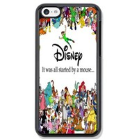 Vogueline Disney movies Hard Phone Case For iPhone 6 (4.7 inch) case