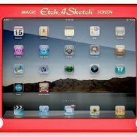 Etch A Sketch iPad Case | Incredible Things