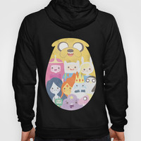 Adventure Hoody by Eva Puyal