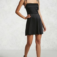 Self-Tie Cami Dress