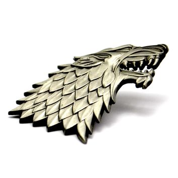 The House Stark Pin