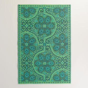 Green Nomad Reversible Rio Floor Mat