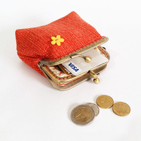 Small Wallet - Double pockets wallet