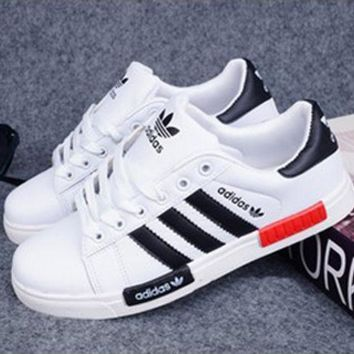Adidas Fashion Shell-toe Flats Sneakers Sport Shoes-3
