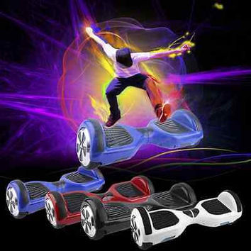 Scooter Hoverboard Electric Self balancing Smart board Unicycle Skateboard