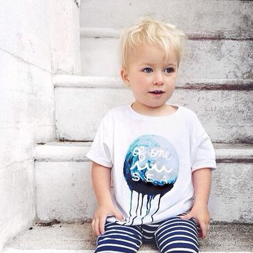 Kid's Lady Noel Collaboration Tee