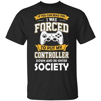 I Was Forced To Put My Controller Down Funny Gaming