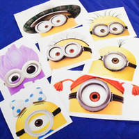 Car Stickers 7 pack of all our peeper Minions Dispicable me 2 fun Vinyl decals
