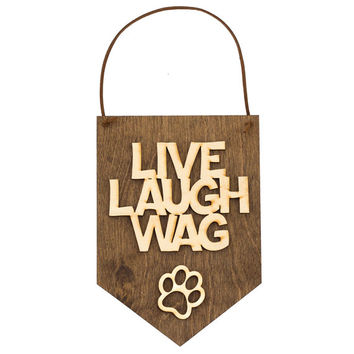 Gift for Dog Lover, Dog Decor, Dog Home Decor, Dog Themed Gifts, Dog Sign, Pet Signs, Dog Decoration, Dog Art, Dog Plaques, Wall Hanging
