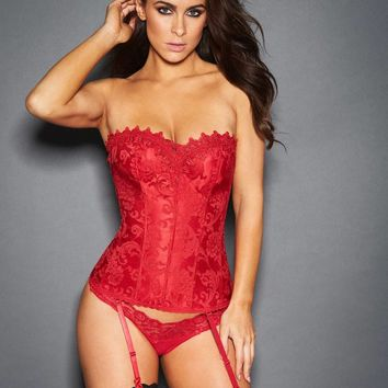 Hollywood Dream Sweetheart Corset