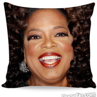 Fat Oprah Couch Pillow - One-Size