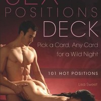 Sex Positions Deck: Pick a Card, Any Card for a Wild Night