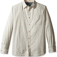 Woolrich Men's Mainroad Eco Rich Long Sleeve Shirt