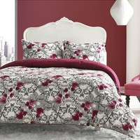Betsey Johnson Bedding 'Rock Out' Reversible Comforter Set | Nordstrom