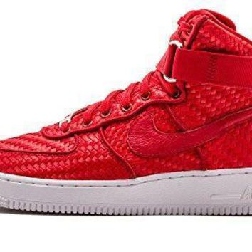 Nike Mens Air Force 1 High 07 LV8 Woven Basketball Shoes nike air force
