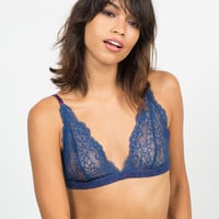Adjustable Lacey Bralette