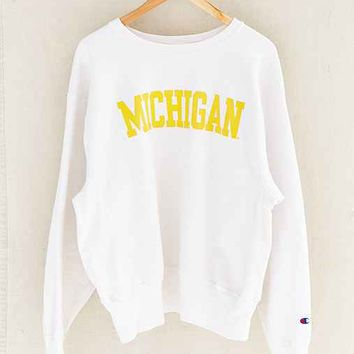 Vintage Champion Michigan Sweatshirt
