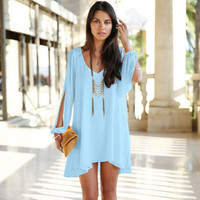 Bohemian Style Beach and Party Dress