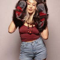 Limited Edition Brown Bear Italy SpiritHood