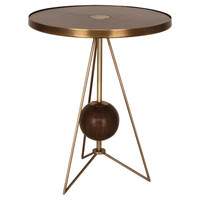 Jonathan Adler Ojai Collection Side Table by Robert Abbey