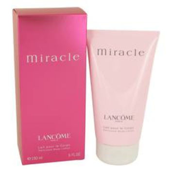 Miracle Body Lotion By Lancome