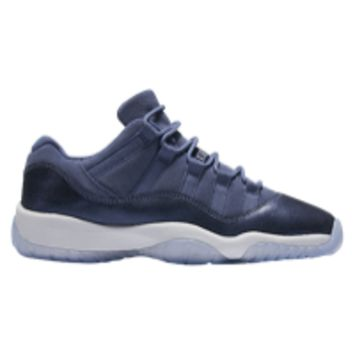 Jordan Retro 11 Low - Girls' Grade School at Foot Locker