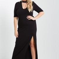 Nia Maxi Dress Plus Size