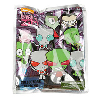 Invader Zim Figural Key Chain Blind Bag