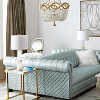 Old Hickory Tannery Twin Lakes Sofa