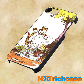 Calvin & Hobbes (2) For iPhone, iPod, iPad and Samsung Galaxy Case
