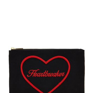 Heartbreaker Graphic Makeup Bag
